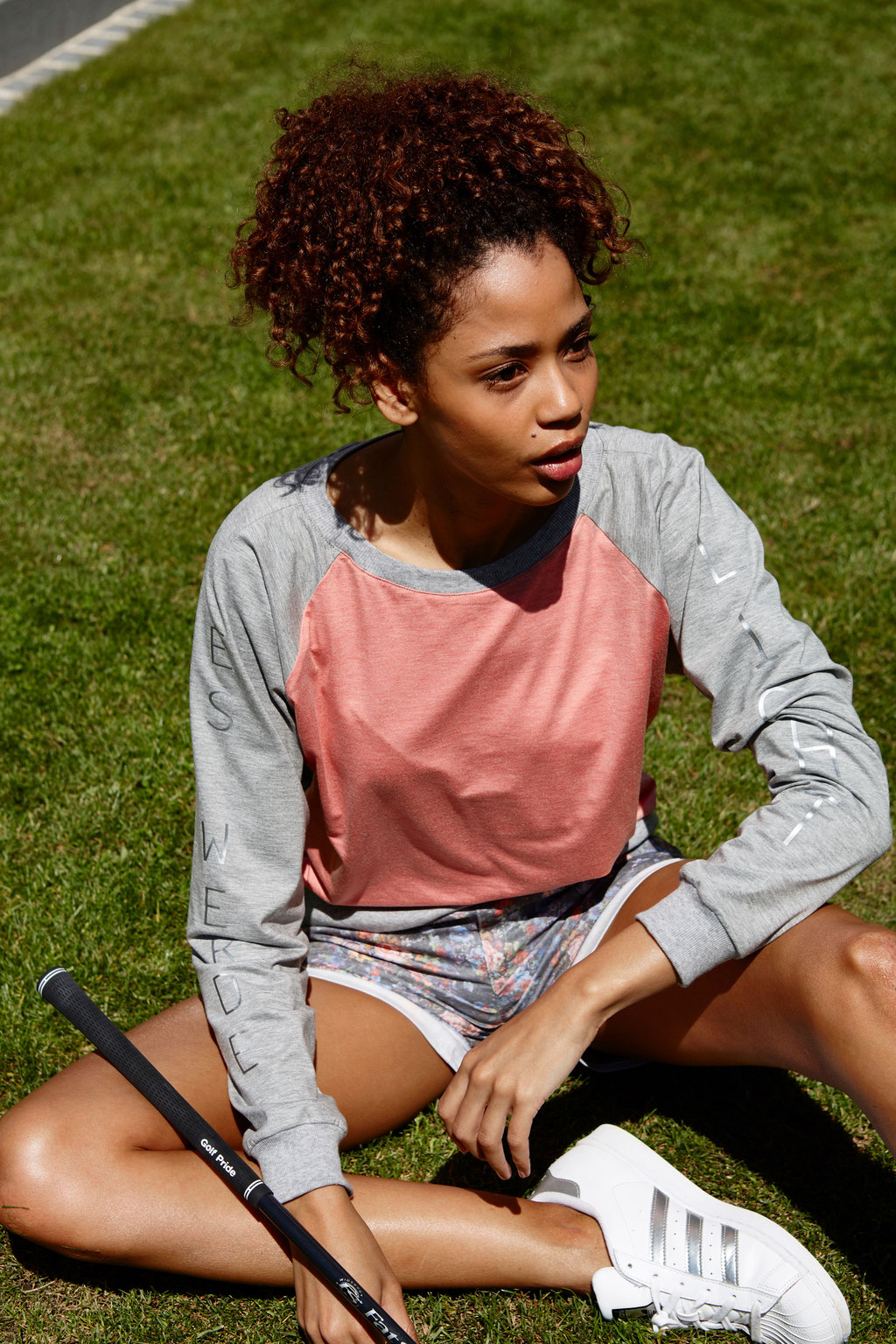 Shirt SWL, Hotpants 68