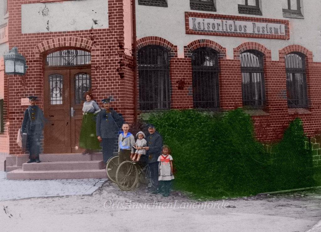 Kaiserliches Postamt