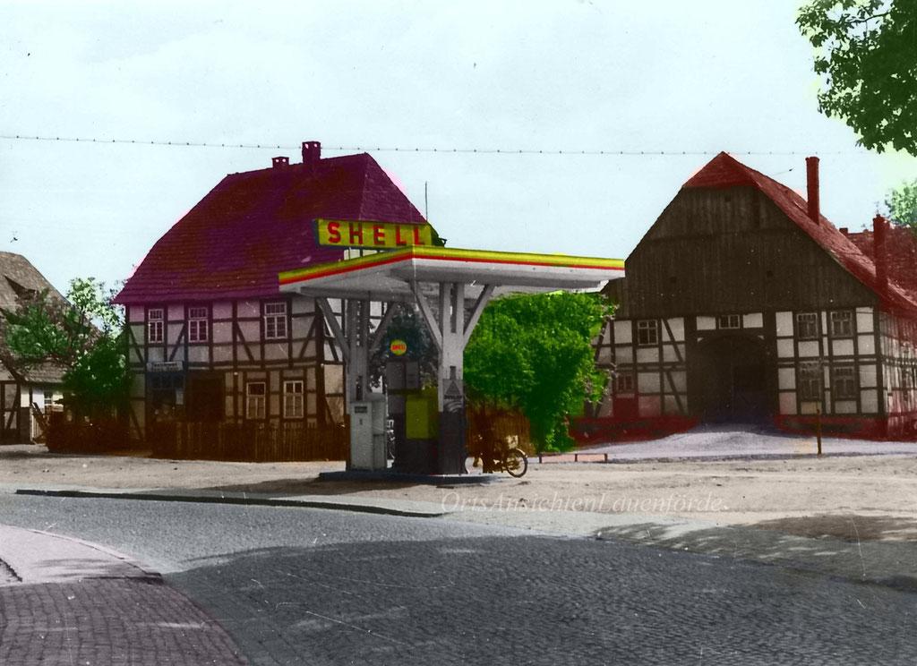 Tankstelle Diederich/Strinz