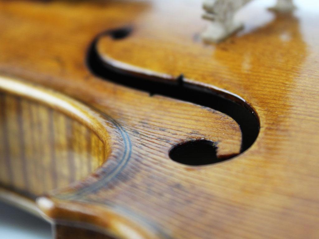 Nicolo Amati 1635 Kopie Geigenbau Bayern
