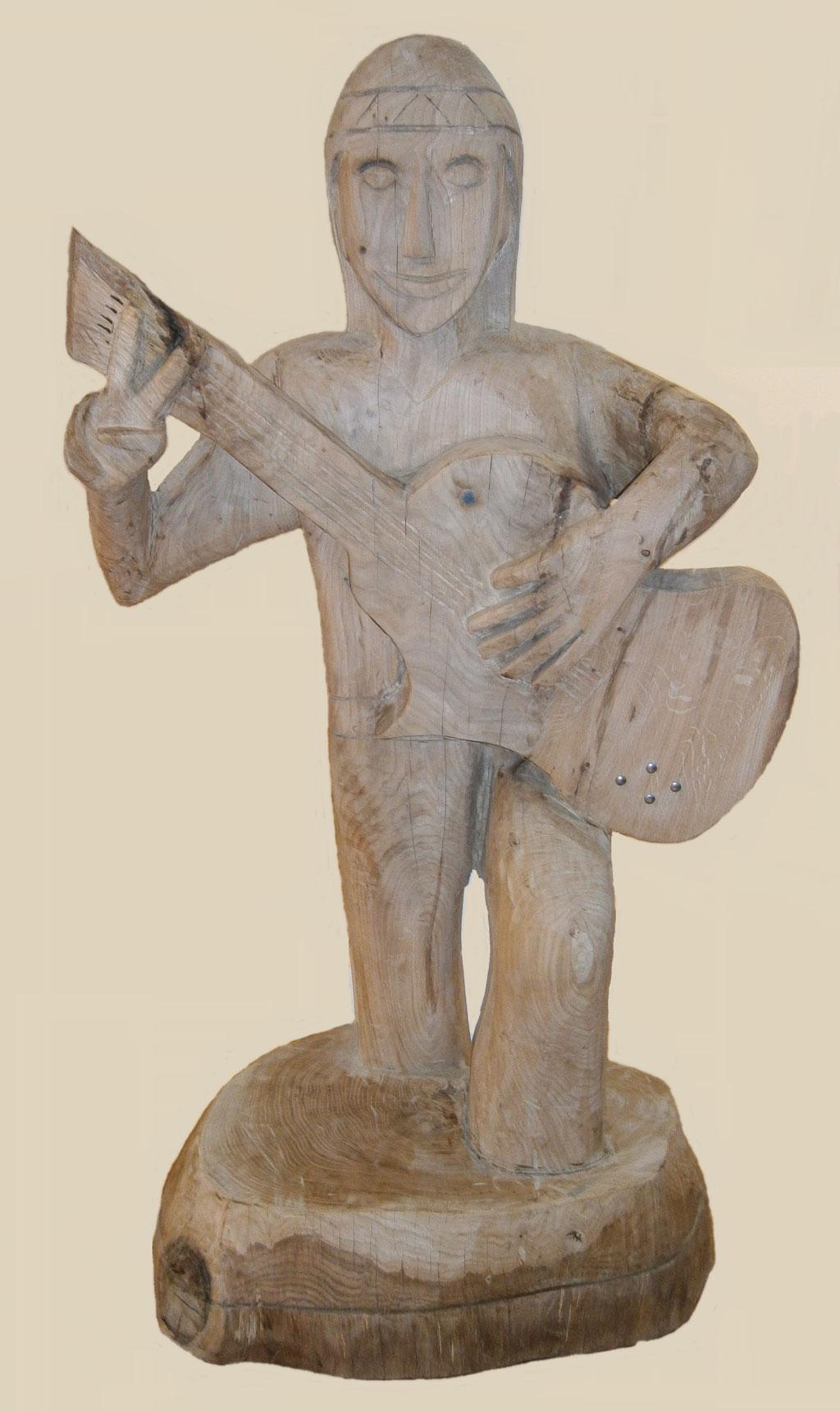 Der Gitarrrenspieler
