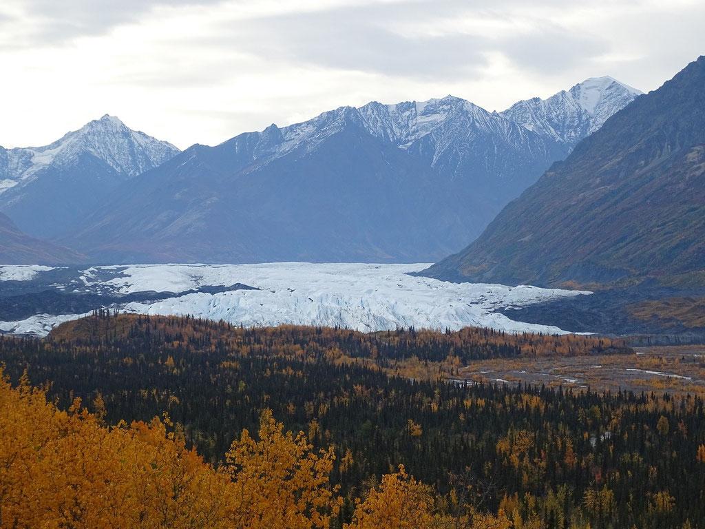 Matanuska Gletscherzunge