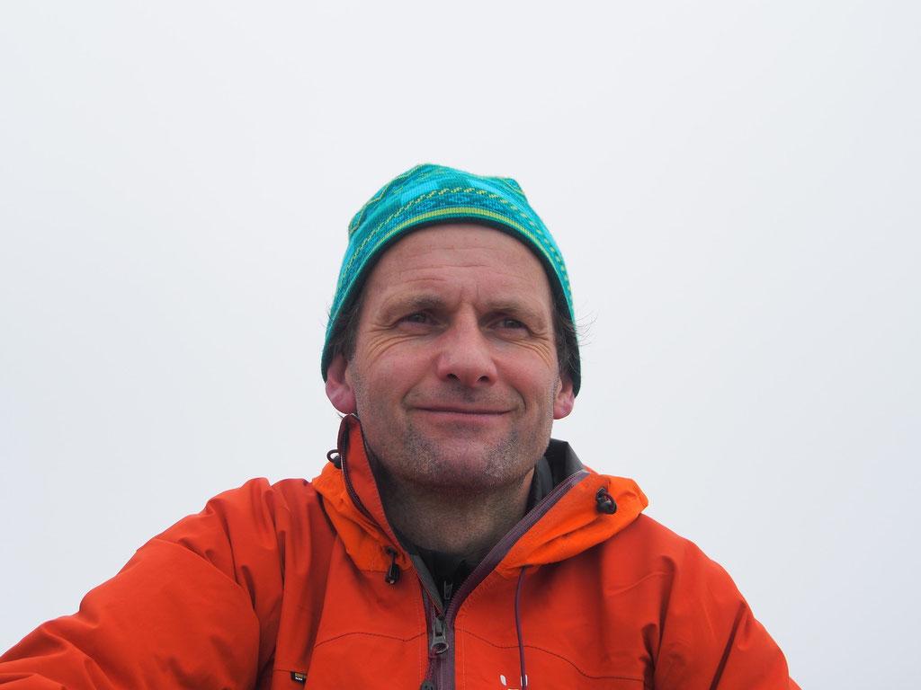 Daniel Fritschi auf dem Jegihorn