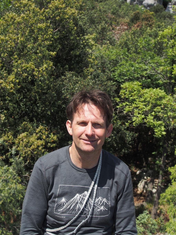 Daniel Fritschi in Finale