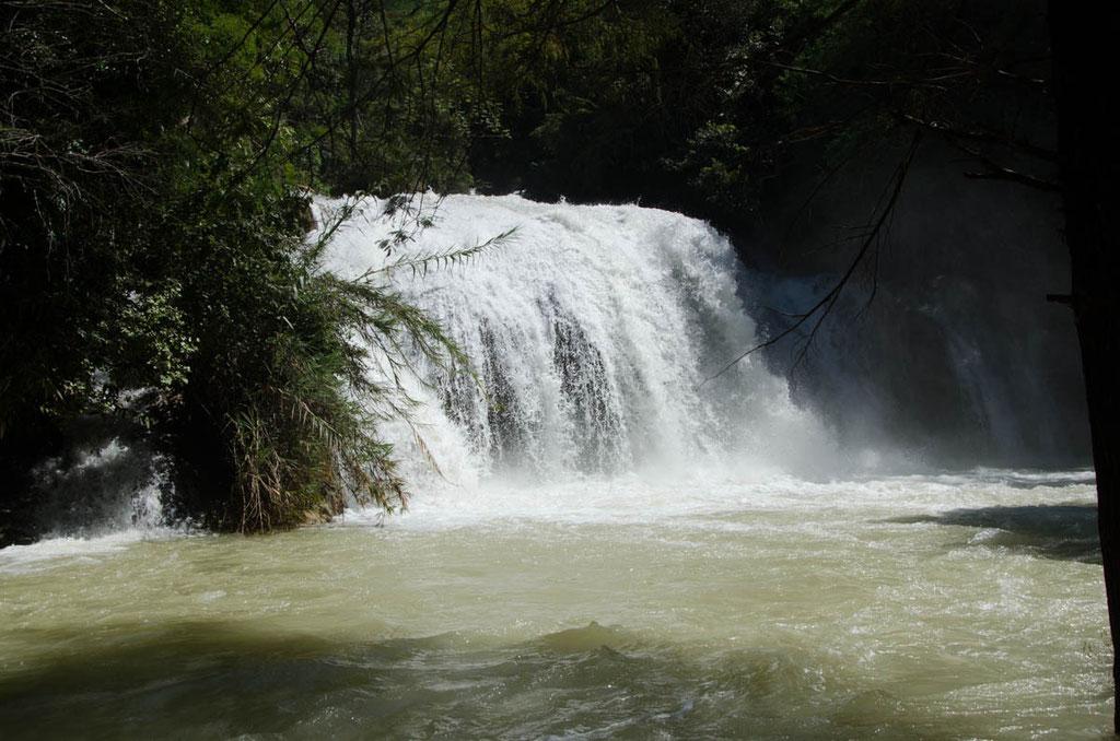 Cascada El Suspiro über 25 Meter