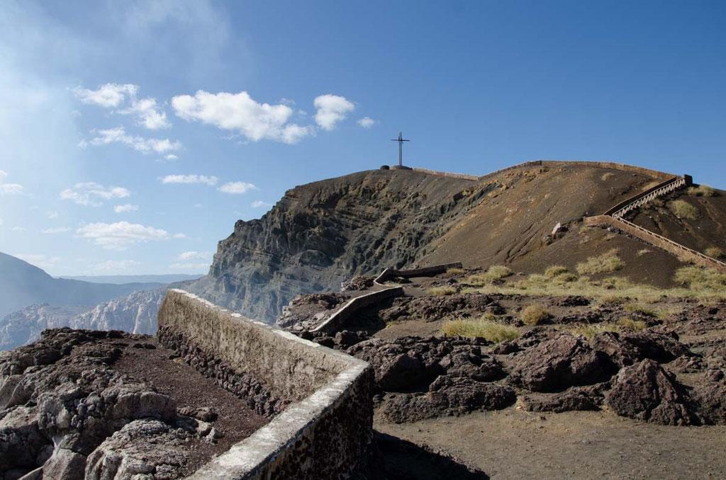 Besuch beim Vulkan Masaya