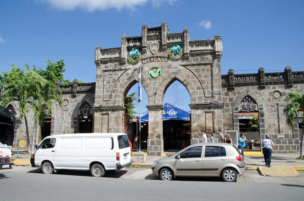Mercado von Masaya
