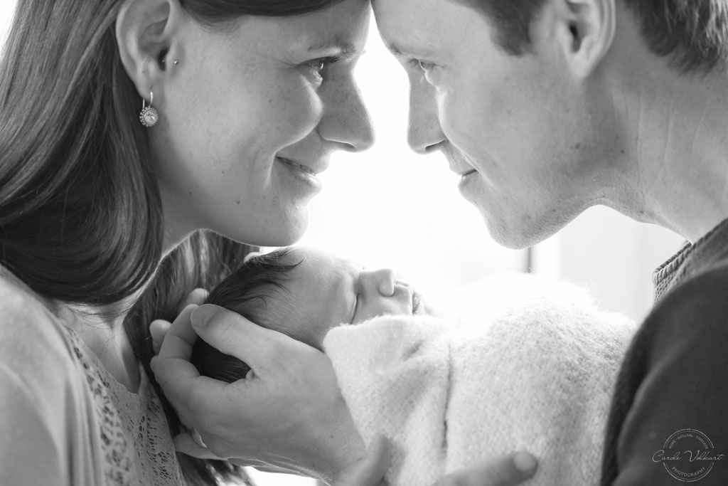 Newborn Homestory | Babyshooting