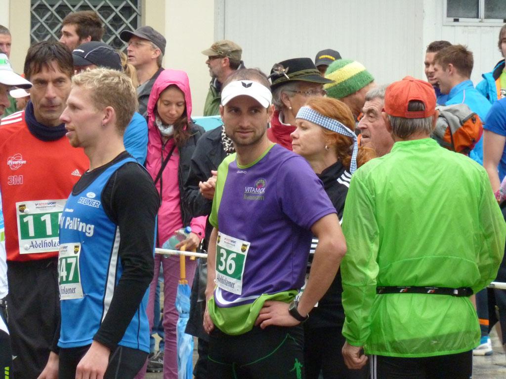 Unser Läufer Alex Dörr