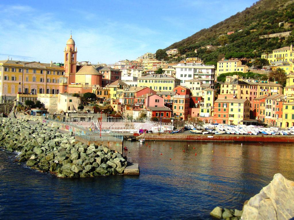 Нерви - обзорная экскурсия по Генуе