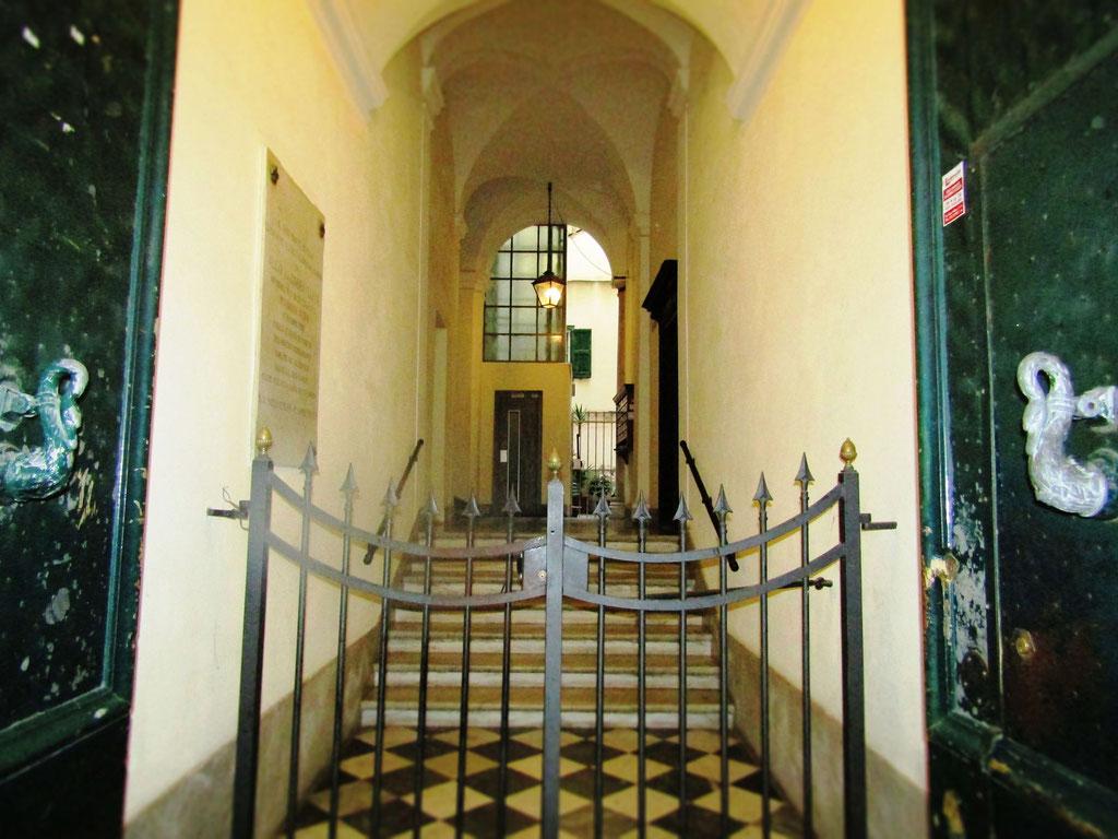старый город - гид в Генуе
