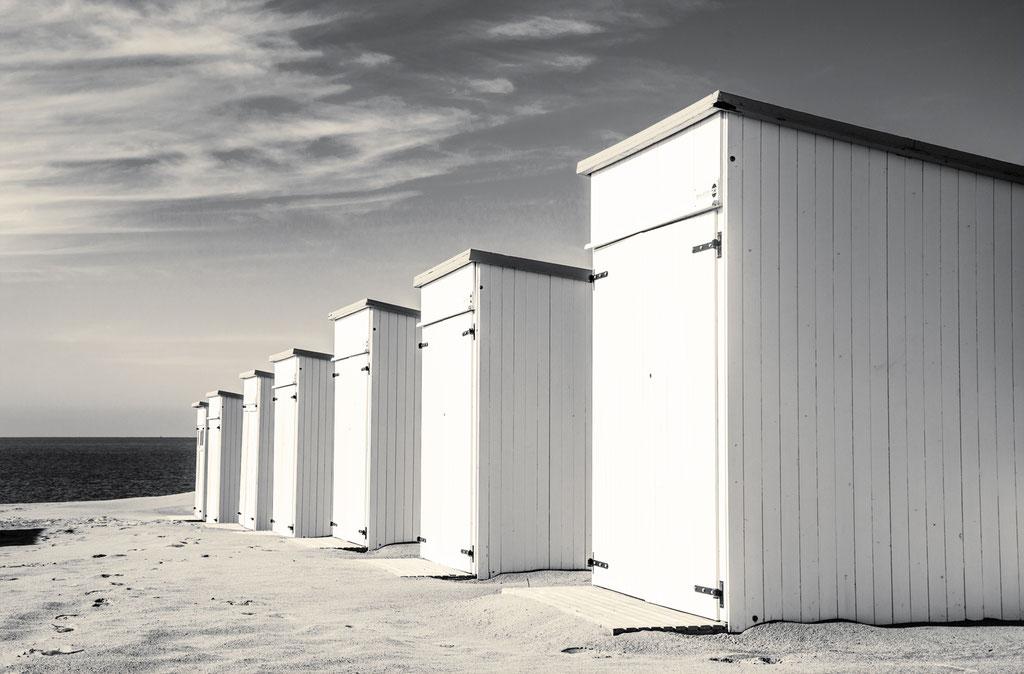 Knokke beach houses