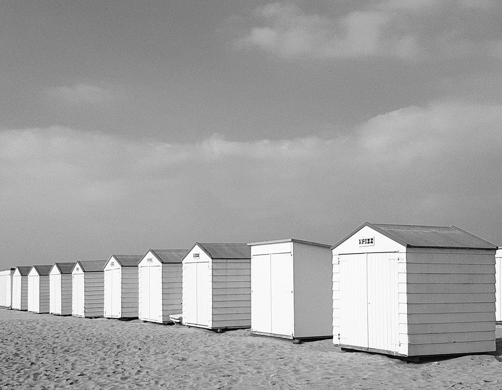 Knokke beach Belgium