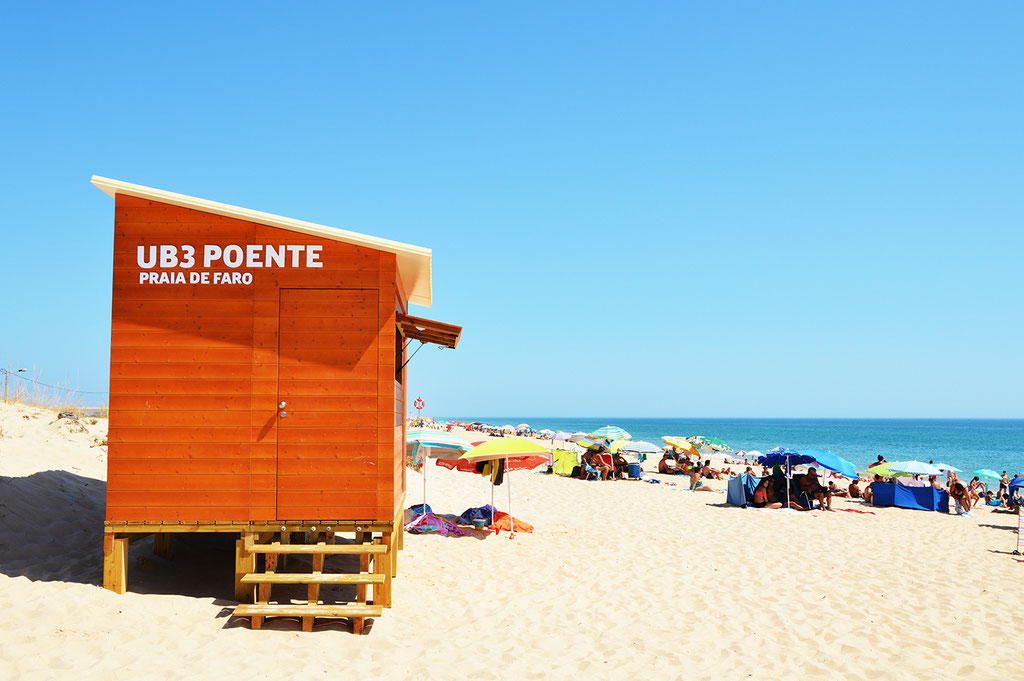 Faro Island Portugal