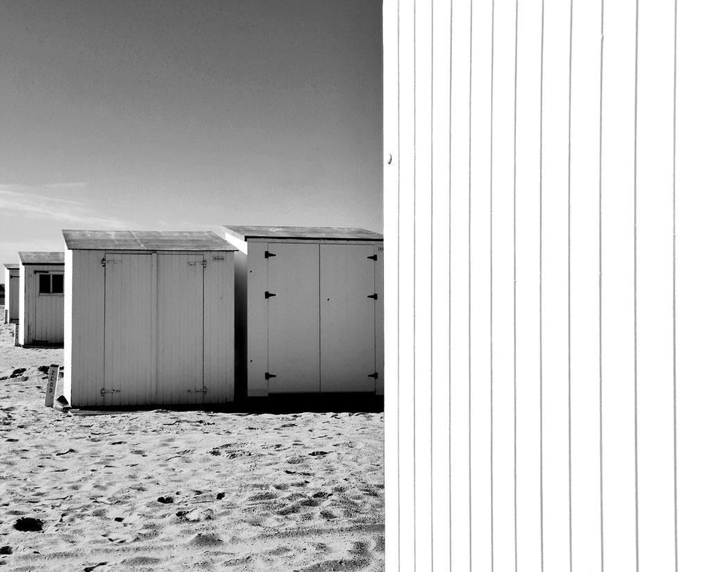 Knokke beach