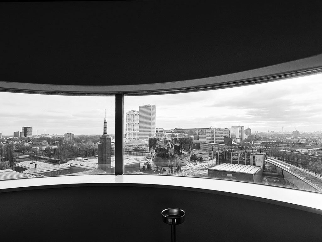 Suite Bilderberg hotel Rotterdam