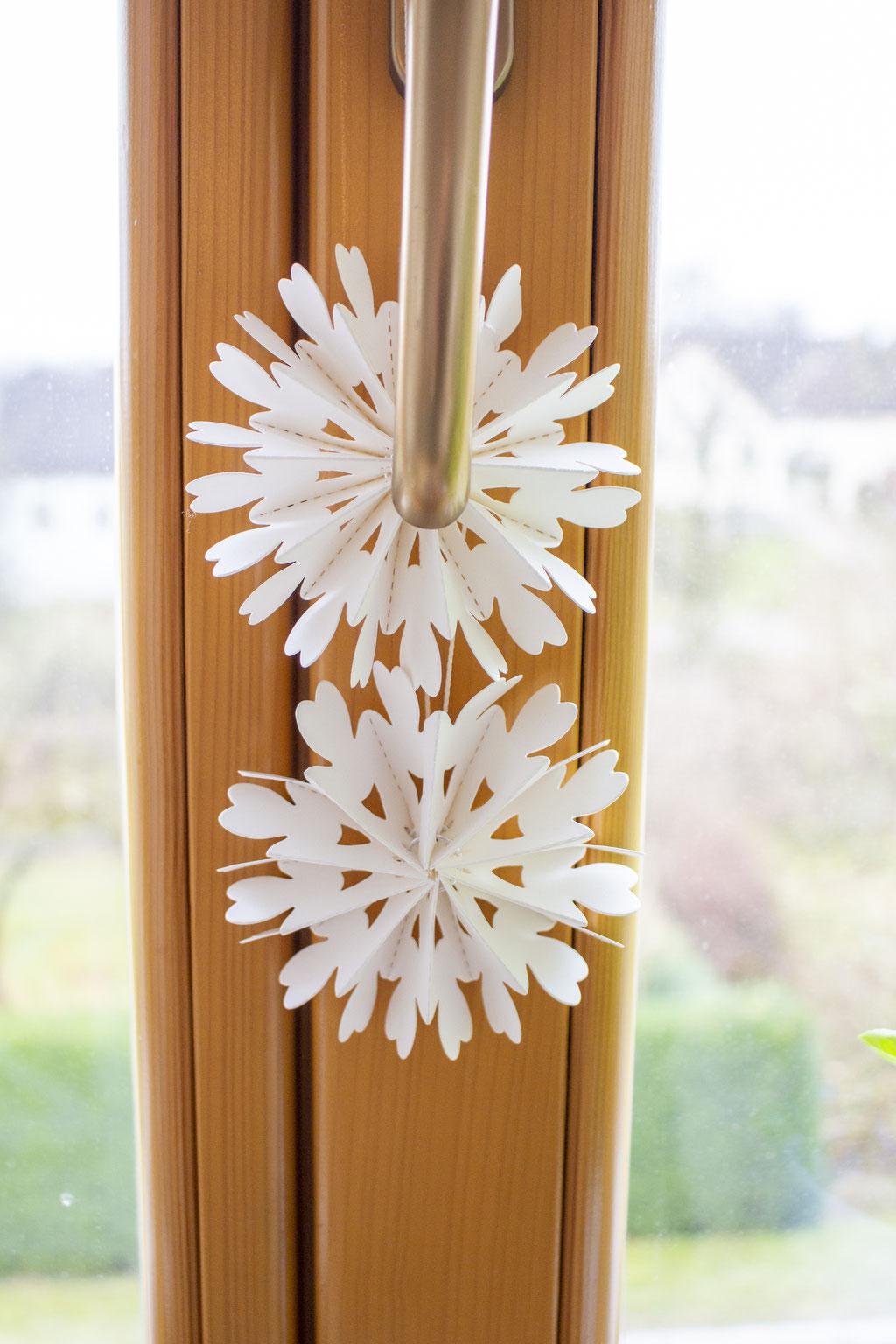 Papiersterne: Ikea