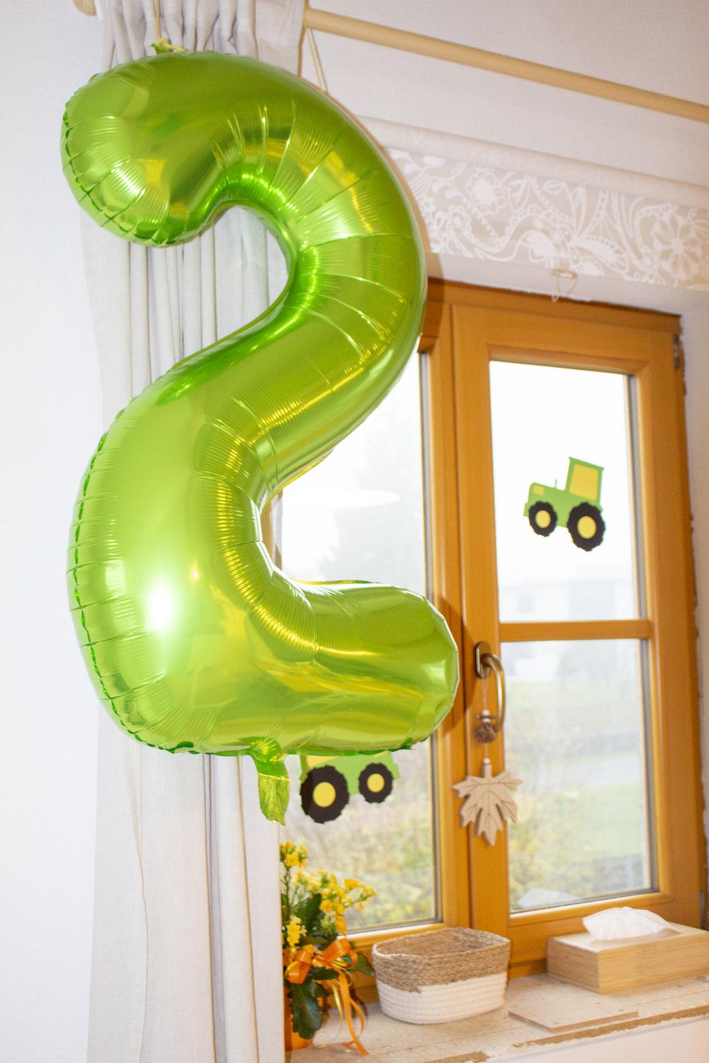 Luftballon von Amazon