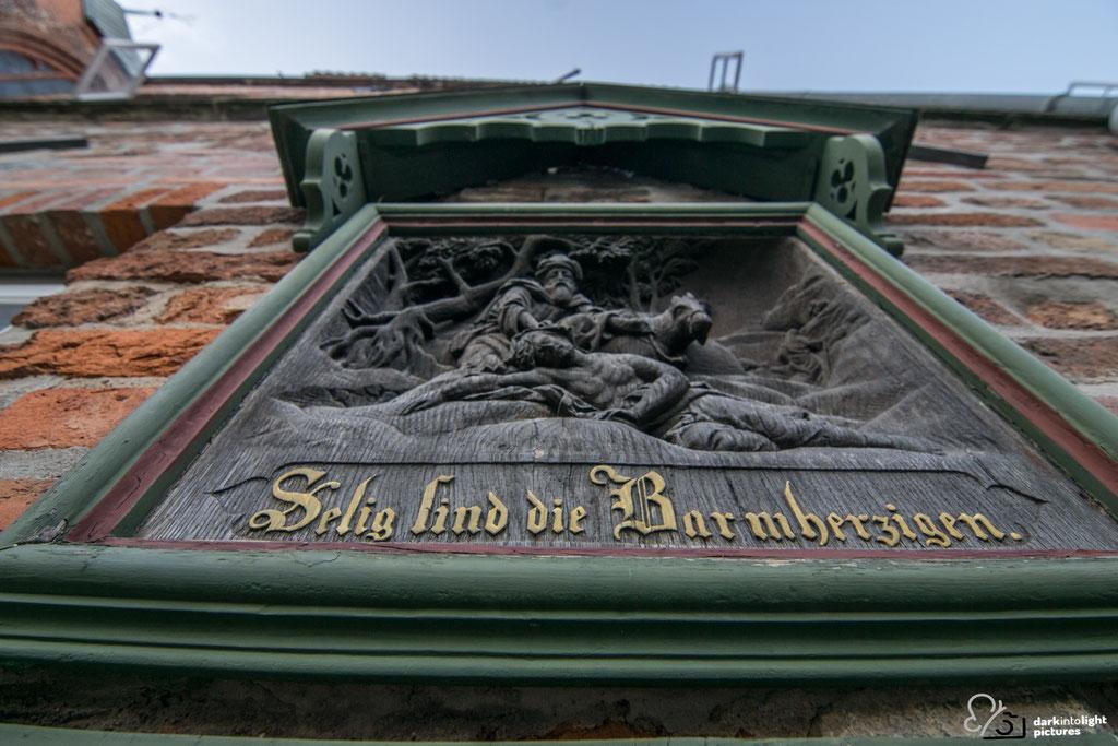 Pastorenhaus, St. Jakobi Lübeck