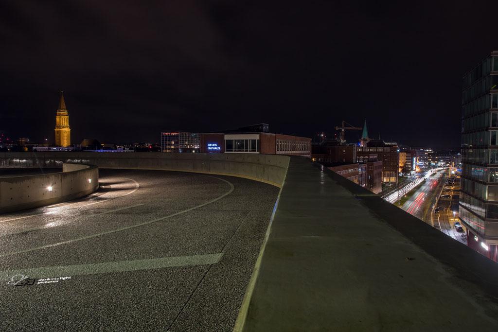 Kieler Nachtaufnahme
