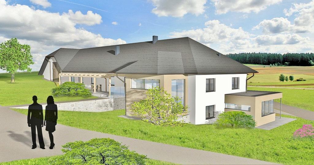 Umbau Haus H