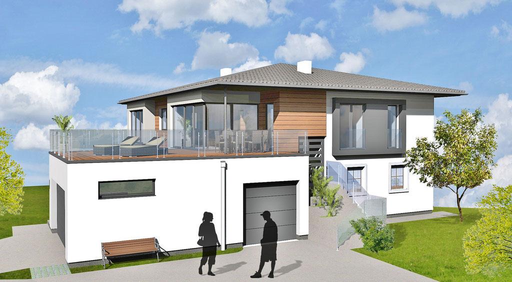 Umbau Haus S