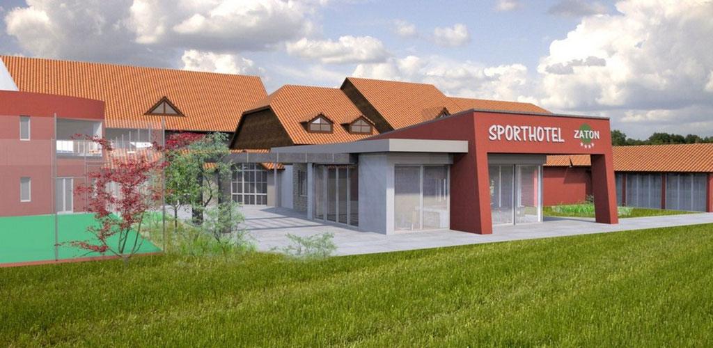 Sporthotel Zaton, CZ