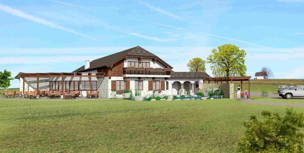 Landwirtshaus