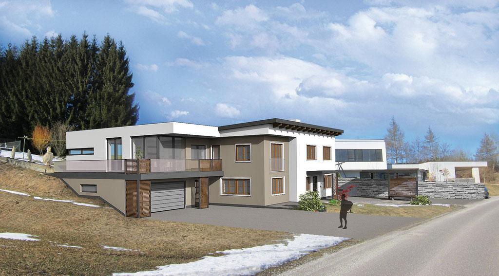 Umbau Haus O