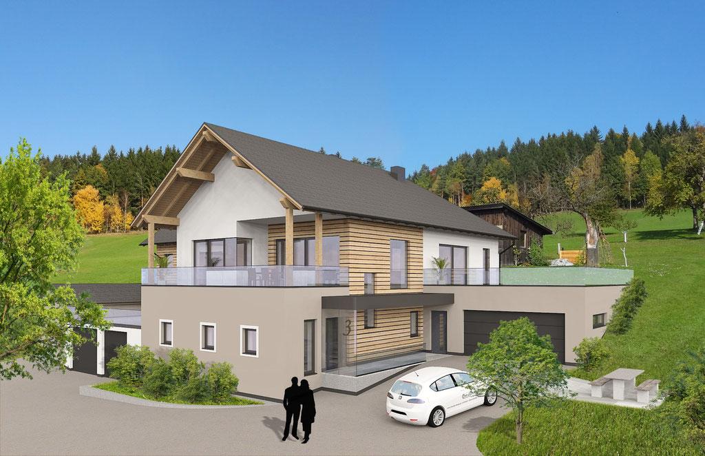 Umbau Haus A