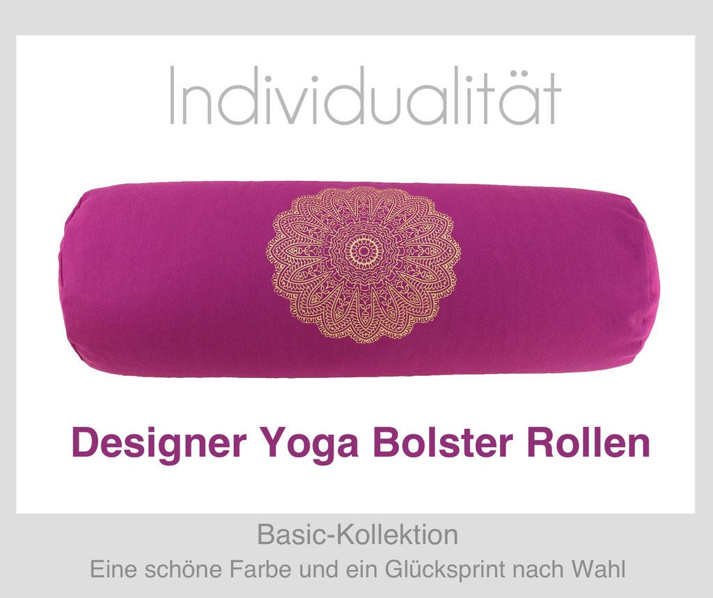 Yoga Bolster Rolle