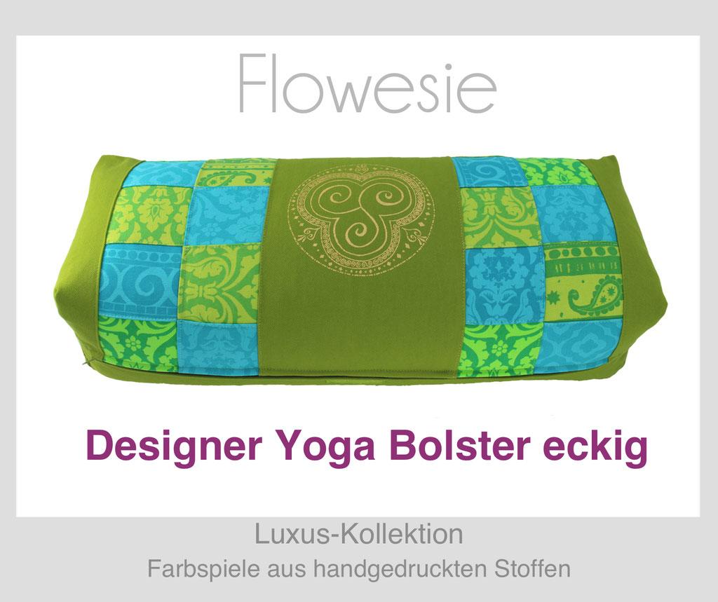 Yoga Bolster eckig