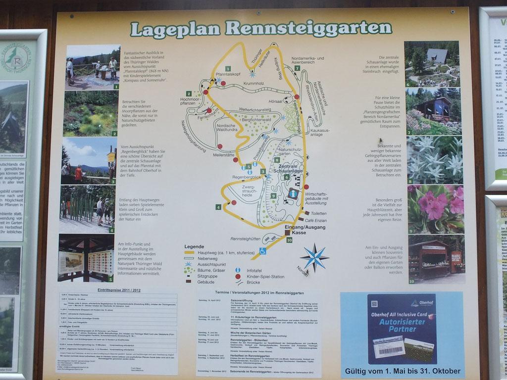 Rennsteiggarten - Bild 1