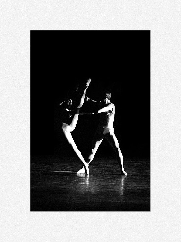 Artifact, Ballet Frankfurt, [No.1] 1988 – © Oliver G. Miller