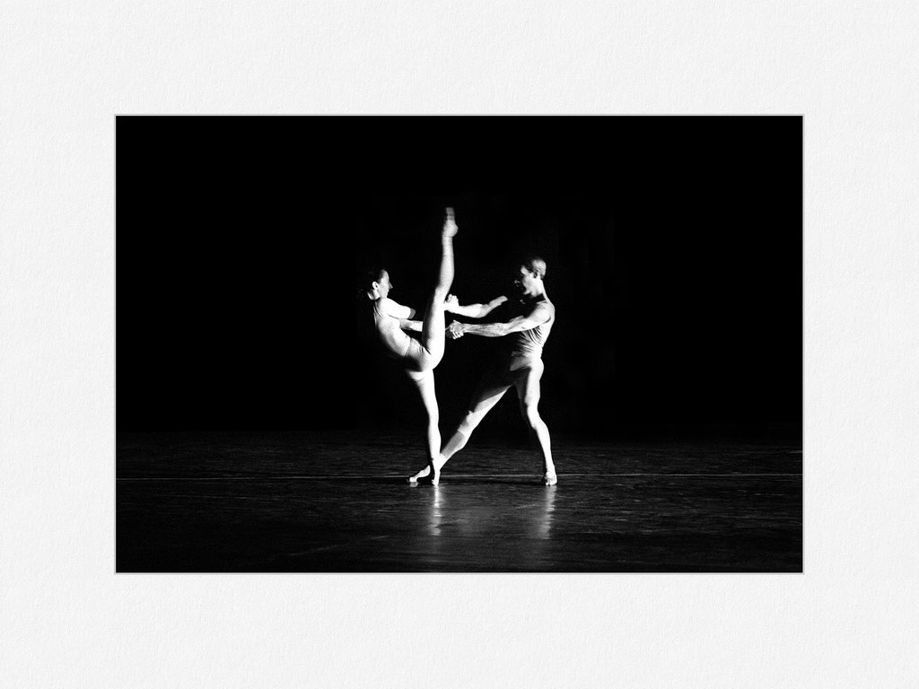 Artifact, Ballet Frankfurt, [No.3] 1988 – © Oliver G. Miller