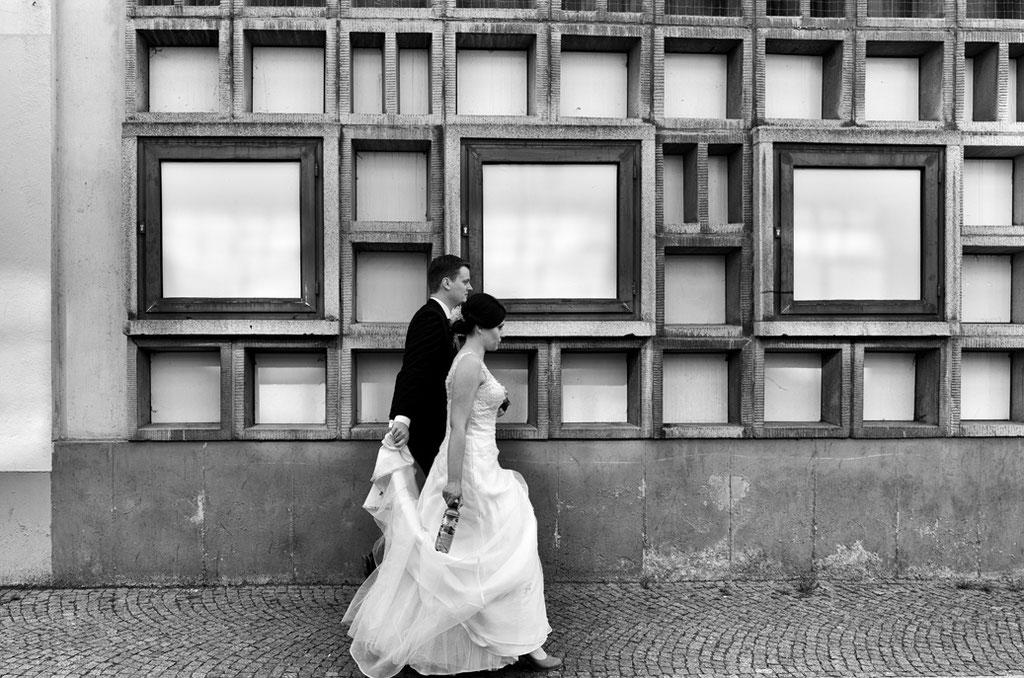 Hochzeitsfotografie Weimar, Rathaus, Herderplatz, Leica Q