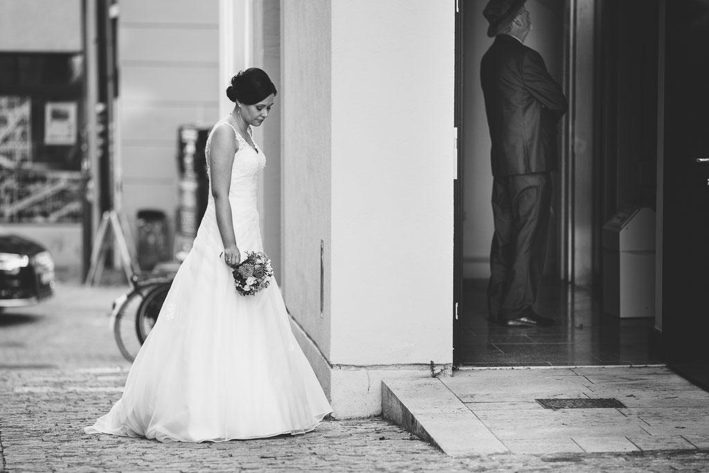 Trauung, Hochzeitsfotos in Weimar und Thüringen, Deutschland, Hochzeitsfotograf Weimar