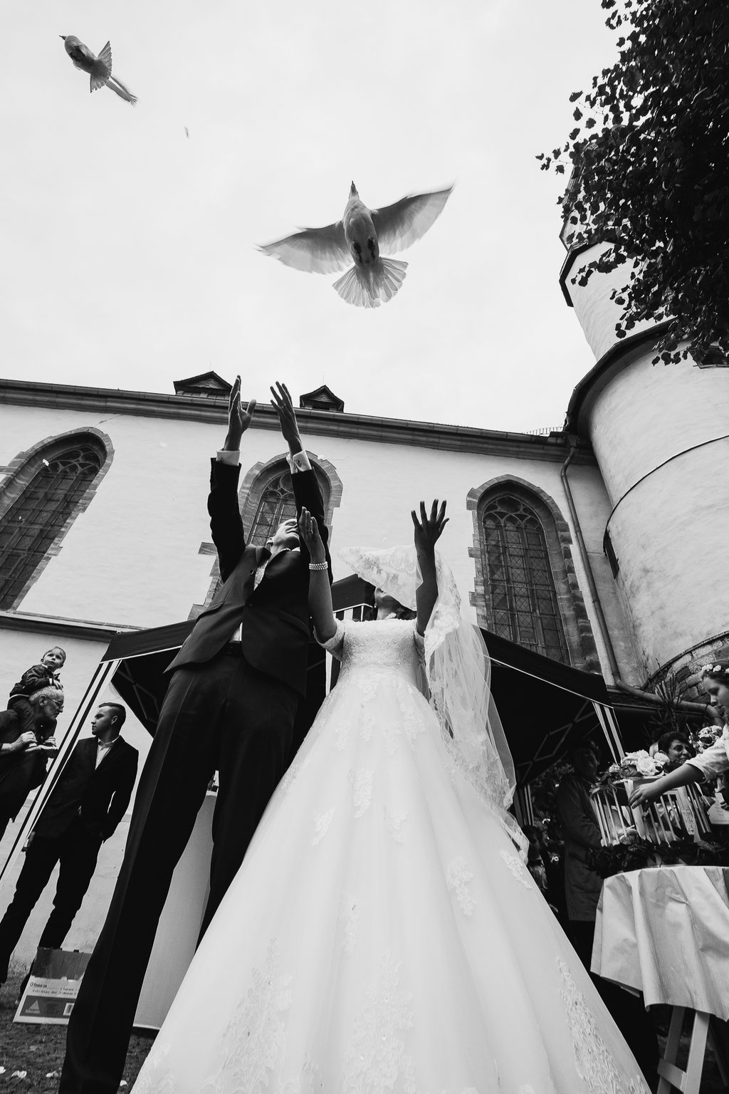 Hochzeitsfotos, Hochzeitsfotograf Weimar