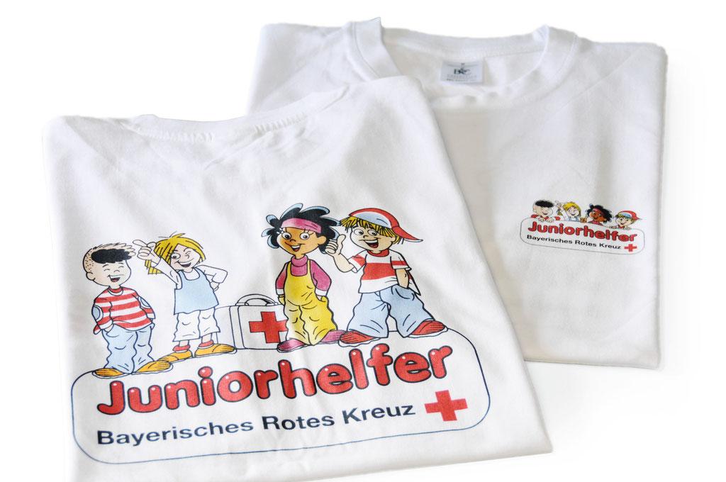 B&C Collection - Kurzarm T-Shirts - Textildruck - BRK Jugendrotkreuz
