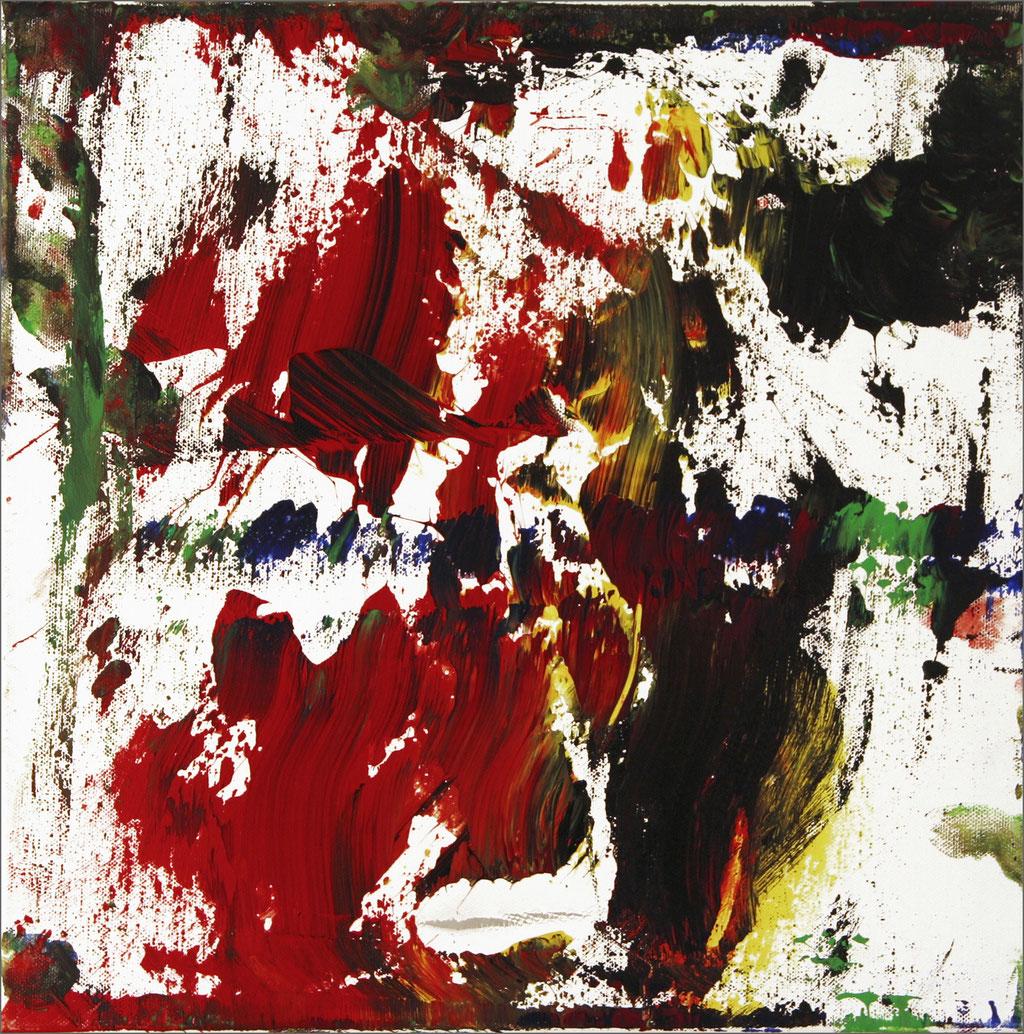 Barito | Acryl auf Leinwand | 40 x 40 cm