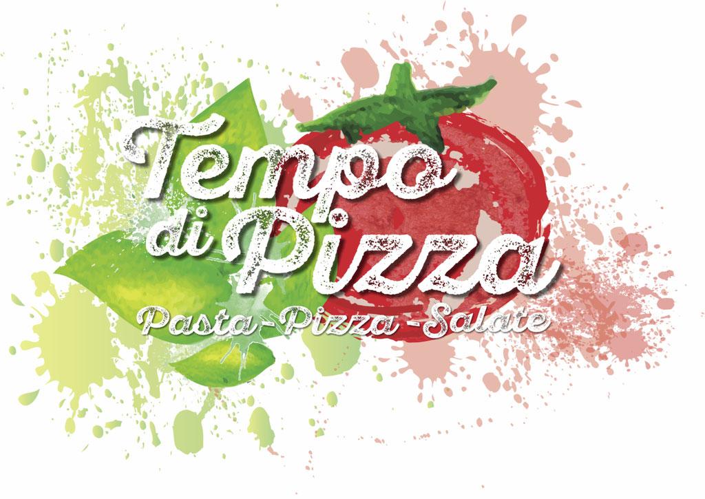 Tempo di Pizza - Logogestaltung