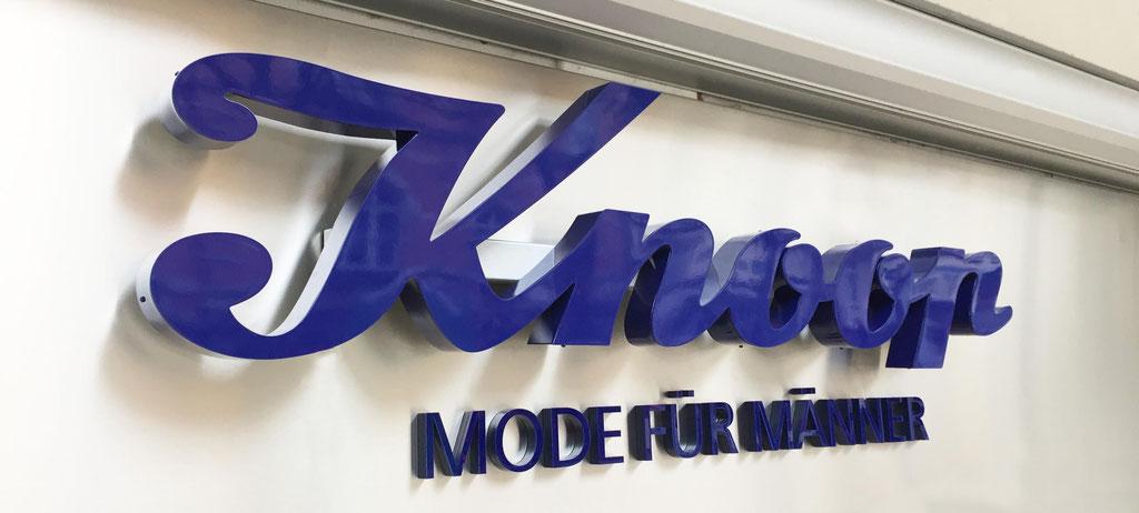 Knopp - Acrylbuchstaben