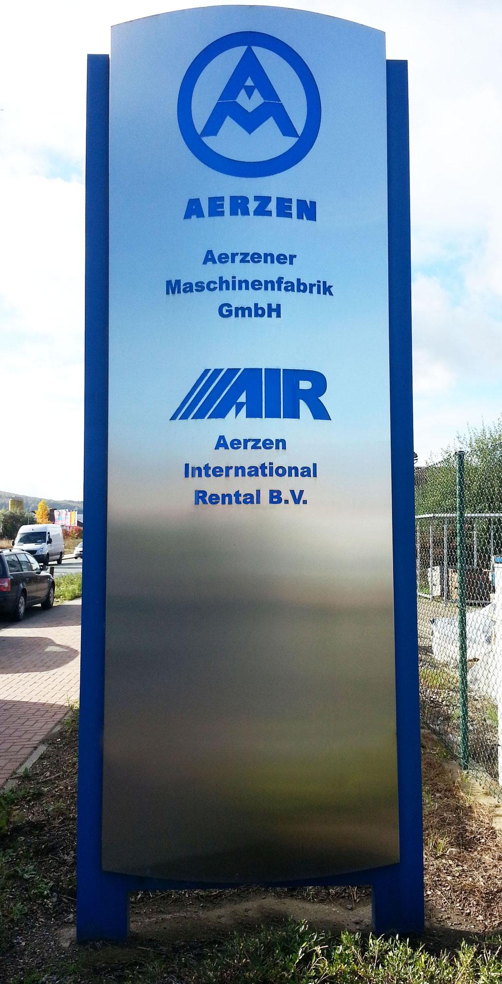 Aerzener Maschinenfabrik - Pylon