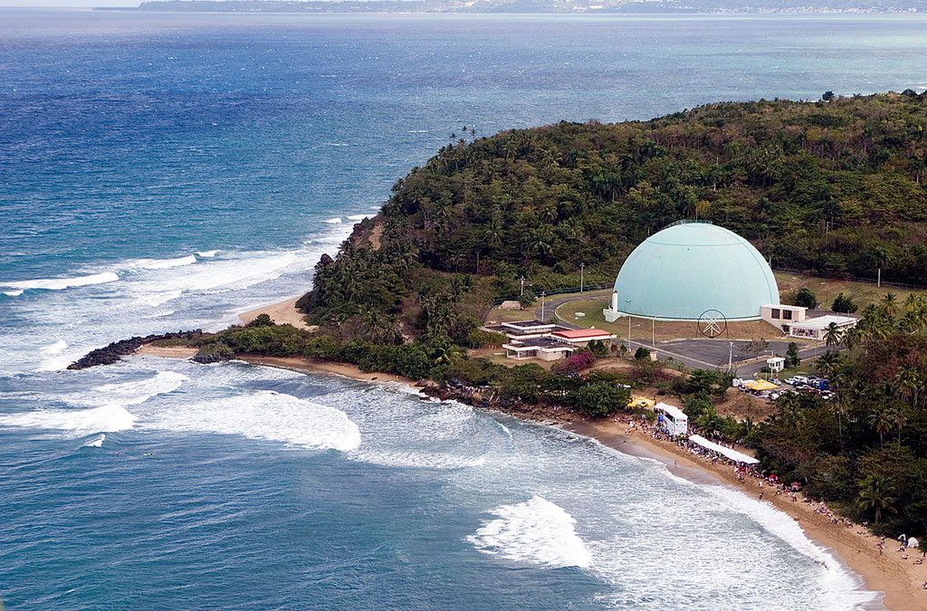 The Nuclear Dome and Domes Beach