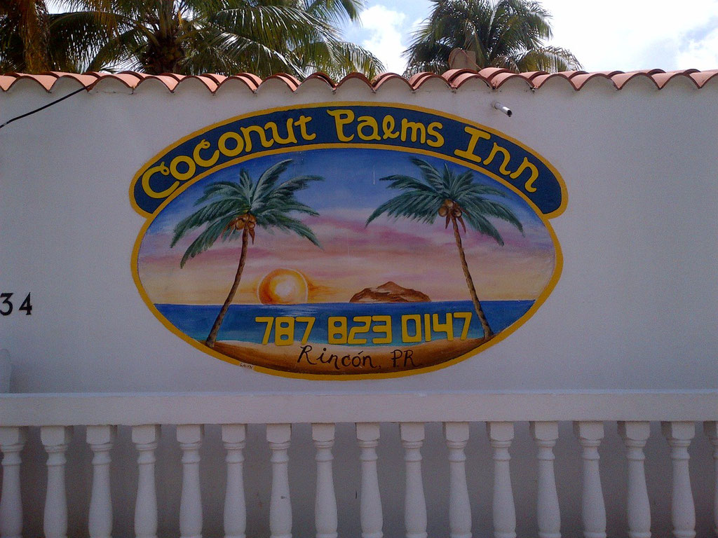 CoconutPalms Inn in Parcellas