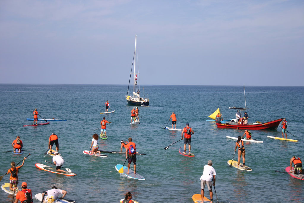 Rincon Beachboy Paddleboard Contest