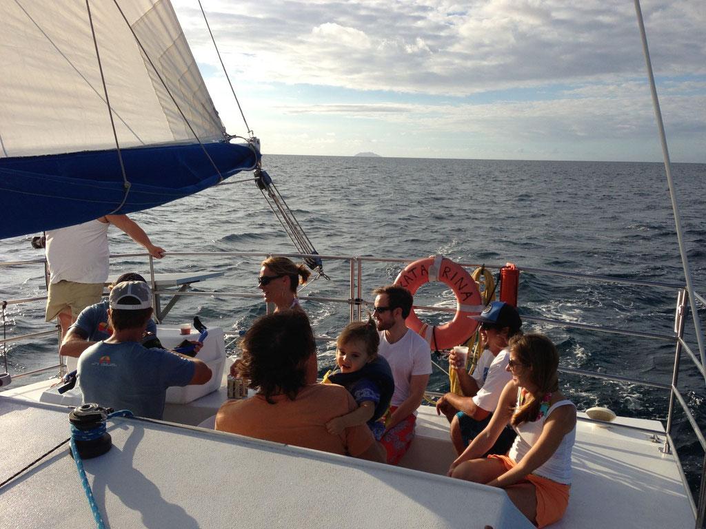 On board the Katarina