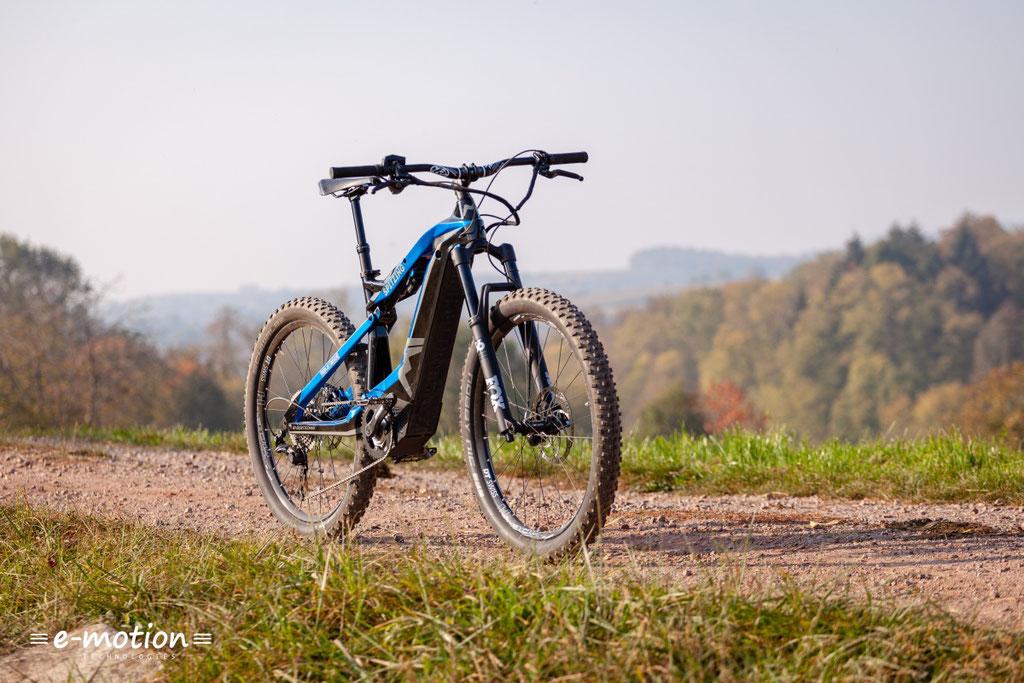 M1 Sporttechnik Spitzing Evolution Pedelec/e-MTB 2020