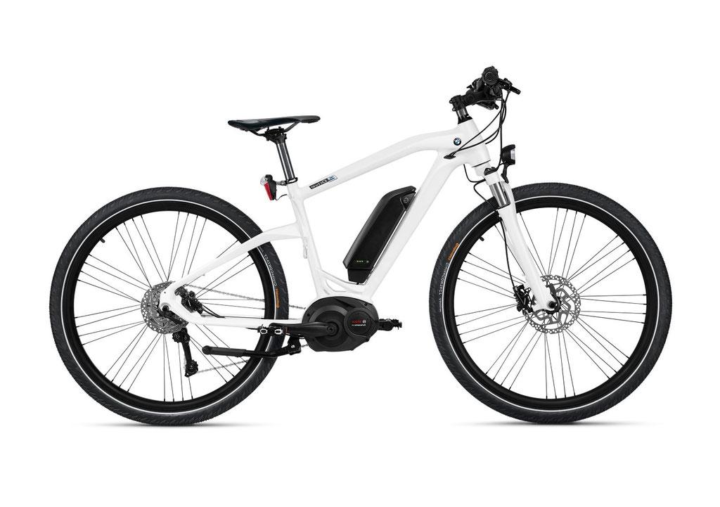 BMW e-Bike 2016