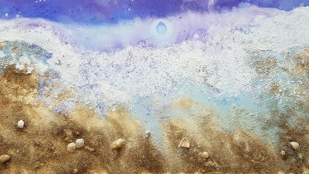 tuto-tableau-abstrait-acrylique-mixedmedia-fluid-painting-plage-ocean-audrey-chal-royan